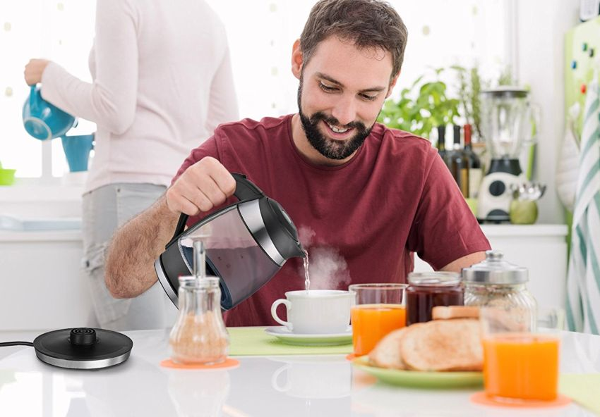 Mueller Austria Electric Kettle - Gifts for boyfriend