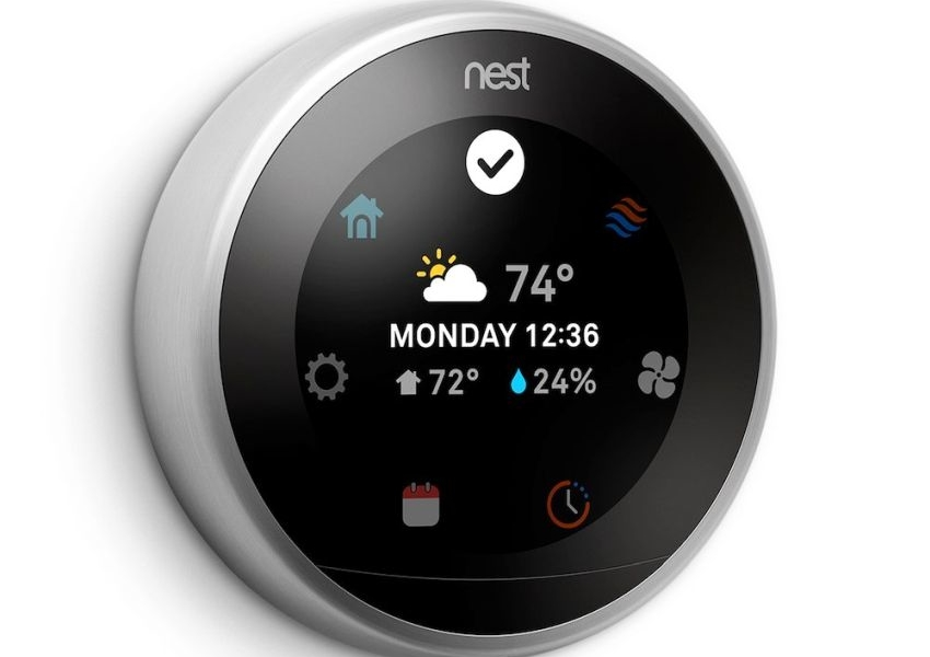 Nest Learning Thermostat - Gifts for men