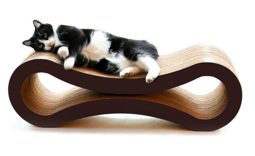 PetFusion Ultimate Cat Scratcher Lounge - Cat furniture
