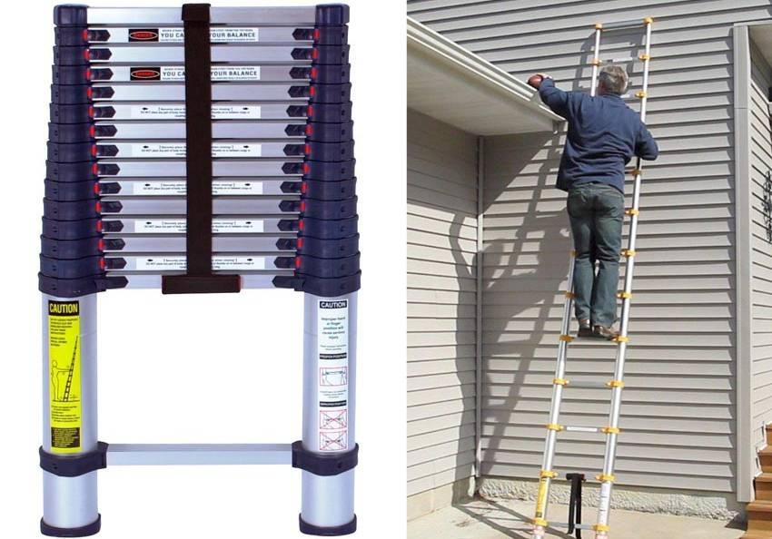 Xtend-&-Climb-Telescoping-Aluminum-Ladder