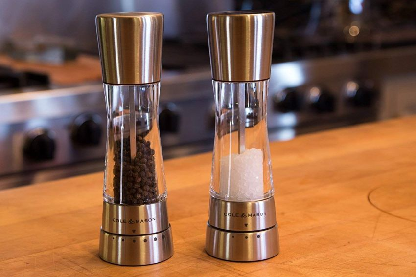 Cole and Mason Derwent Salt and Pepper Grinder - Gifts for Mom