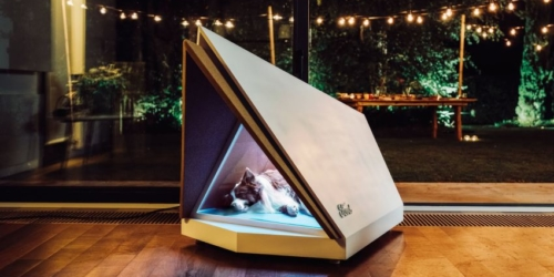 Ford Noise Cancelling Dog Kennel
