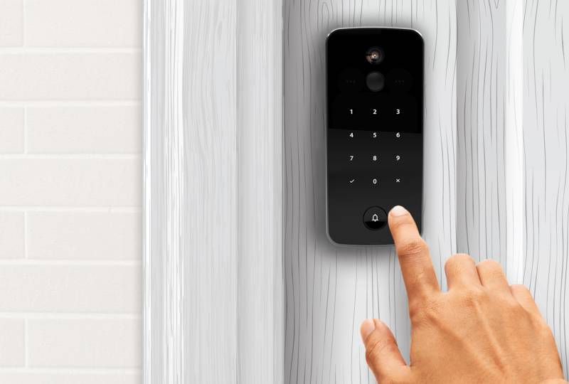 Altro Smart lock and Video Doorbell