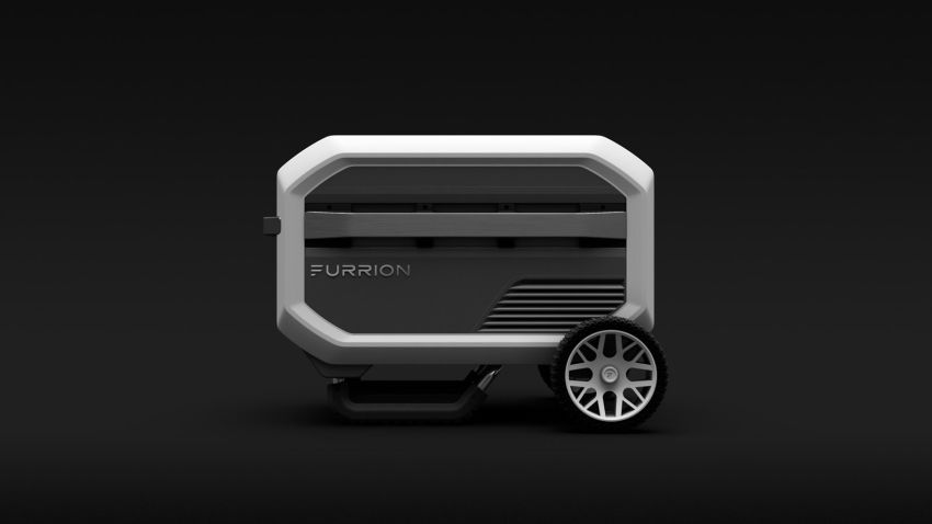 Furrion ROVA Portable Cooler at CES 2019
