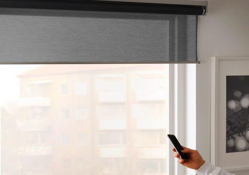 Ikea's Smart Window Blinds Support Amazon Alexa