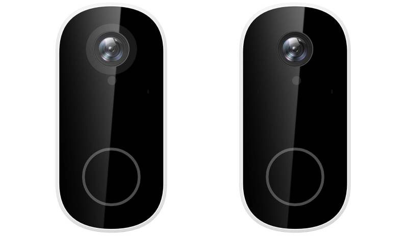 Tuya Smart video doorbell