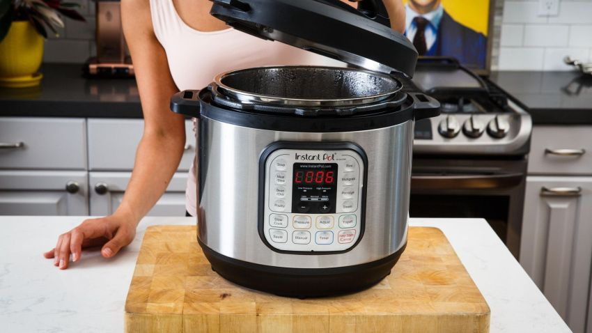 instant-pot-Google Assitant-ces-2019