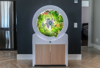 OGarden Smart Automated Indoor Gardening System for Living Room