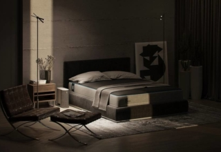 The Pod smart bed by Eight sleep