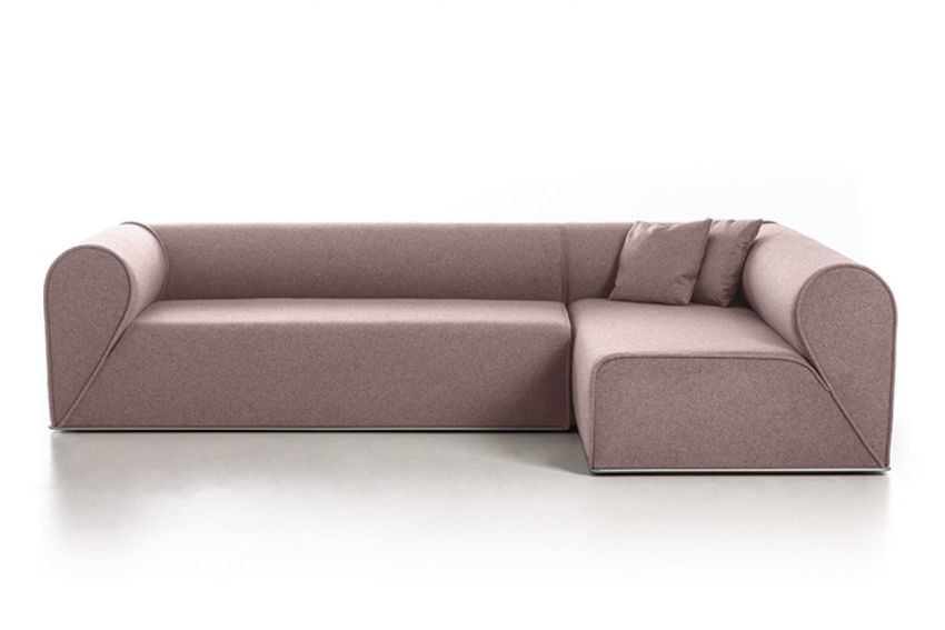 Moroso Presenting Heartbreaker Sofa at Salone del Mobile 2019