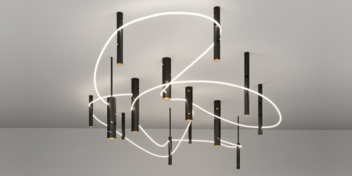Artemide Launching New Interweave Lighting Range at Euroluce 2019