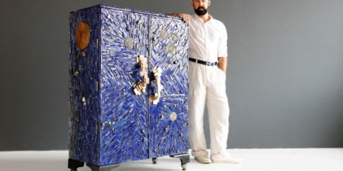 Christopher Boots Presenting Curiosity Cabinet at Salone 2019
