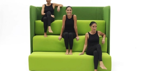 Emanuele Magini's Maracanà is Miniature Amphitheater for Living Room