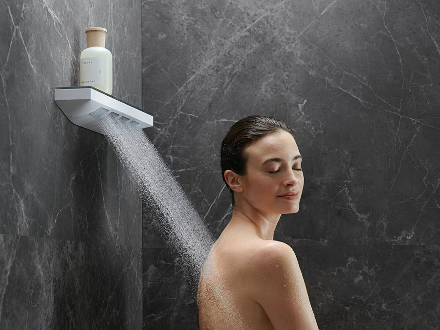 Hansgrohe's Rainfinity Bathroom Range Bags iF DESIGN AWARDS 2019