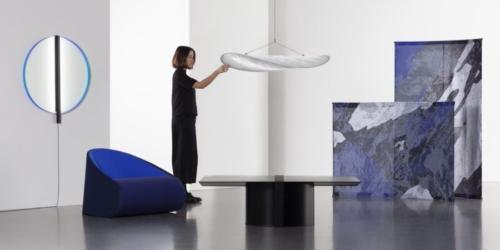 Panter & Tourron's Tense Flat-Pack Furniture Assembles Without Tools