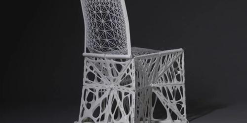 Patrick Jouin Presents TAMU Chair at Milan Design Week 2019