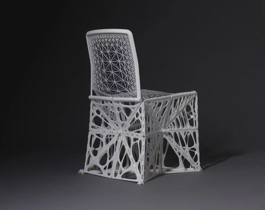 Patrick Jouin Presents TAMU Chair at Milan Design Week 2019