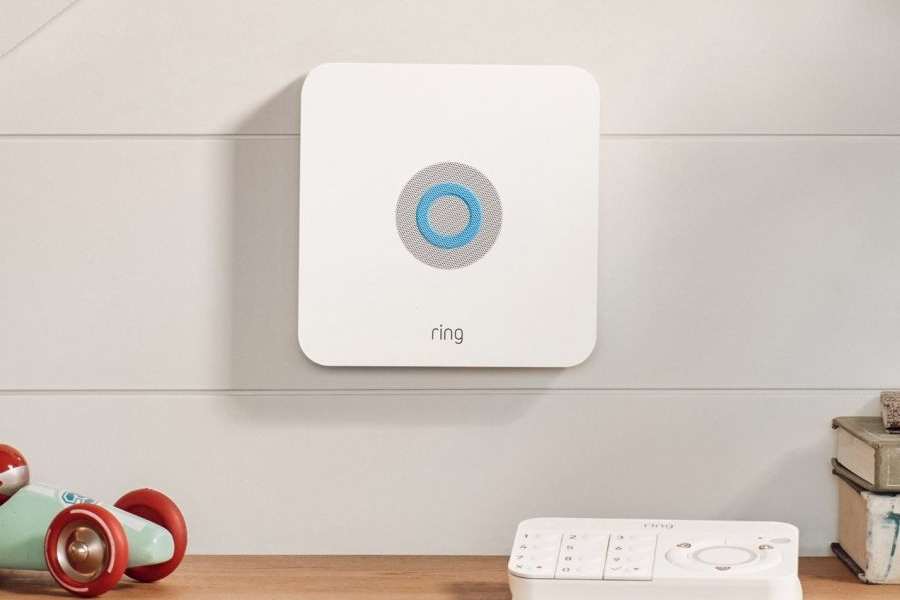 Ring Home Security Alarm System Now Works Smart Home Hub
