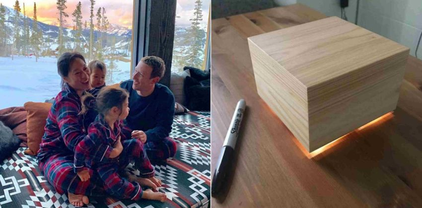 Sleep Box by Mark zuckerberg