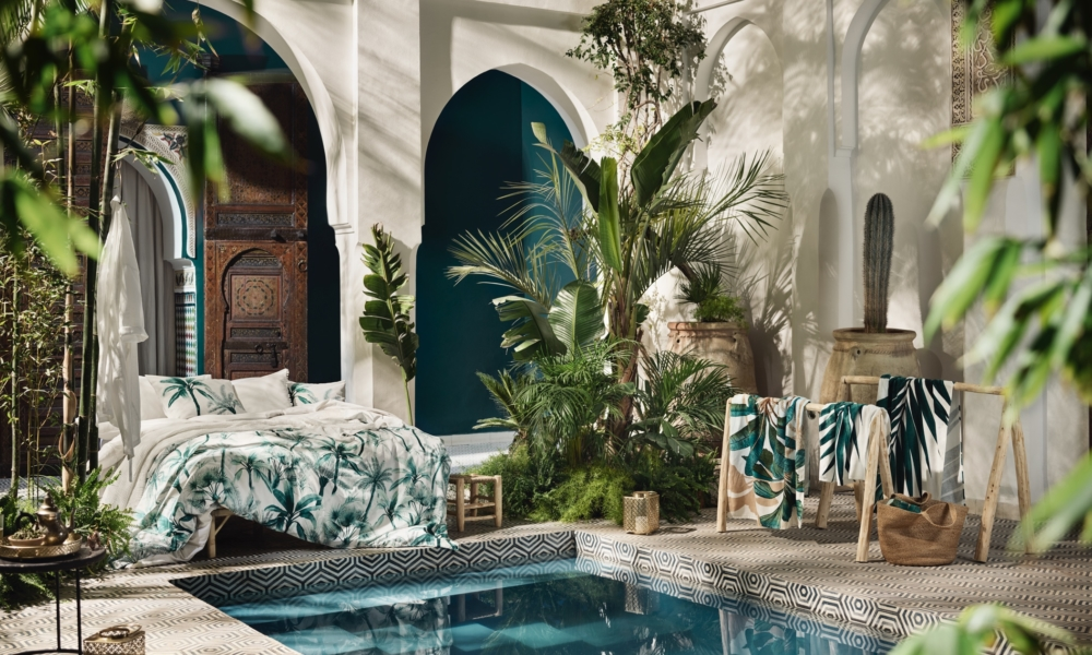 H&M home to enter india