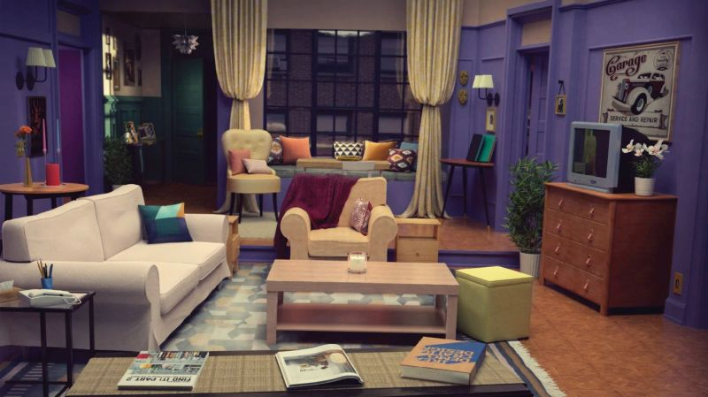 IKEA Recreates Living Rooms from The Simpsons, Friends and Stranger Things with its Furnishings