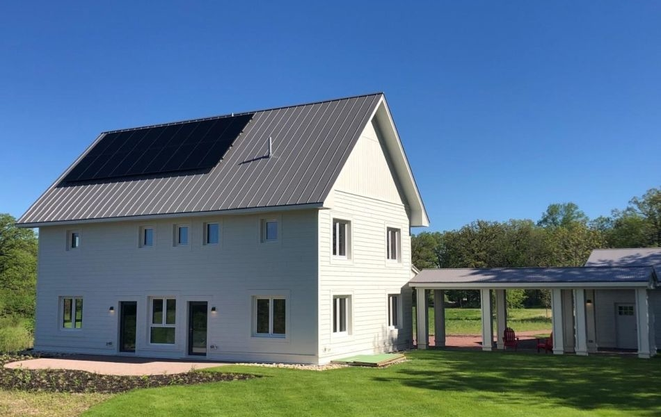 Sonnen Building a New Community of Passive Homes in The US
