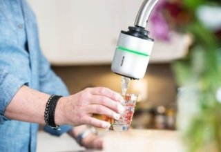 Ecomo's Smart Faucet Water Filter Seems to be a Worthy Gadget