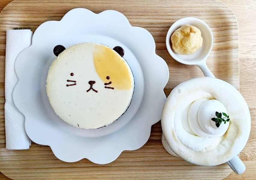 Soro Soro Café on East Burnside Offers Adorable Desserts and Latte