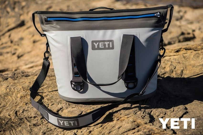 YETI Hopper Two 30 Soft Cooler is Now Available for $240