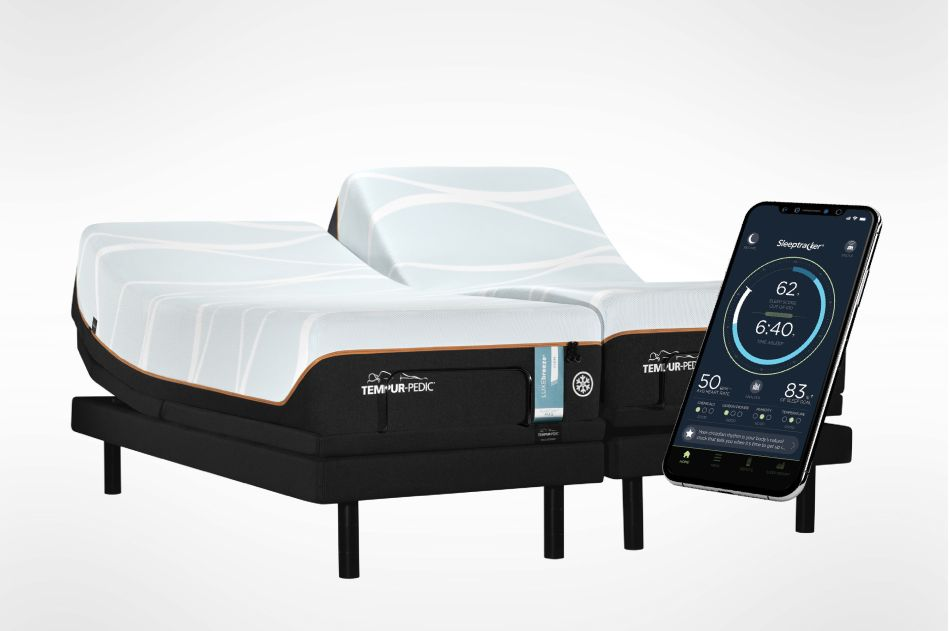AI-Powered, TEMPUR-Ergo Smart Base can Help You Sleep Better