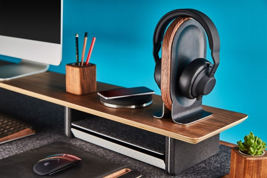 Grovemade Wooden Headphone Stand Makes