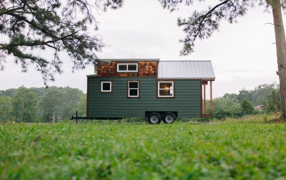 Acadia by Wind River Tiny Homes