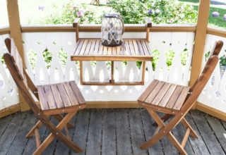 INTERBUILD Introduces European Style Balcony Furniture Collection