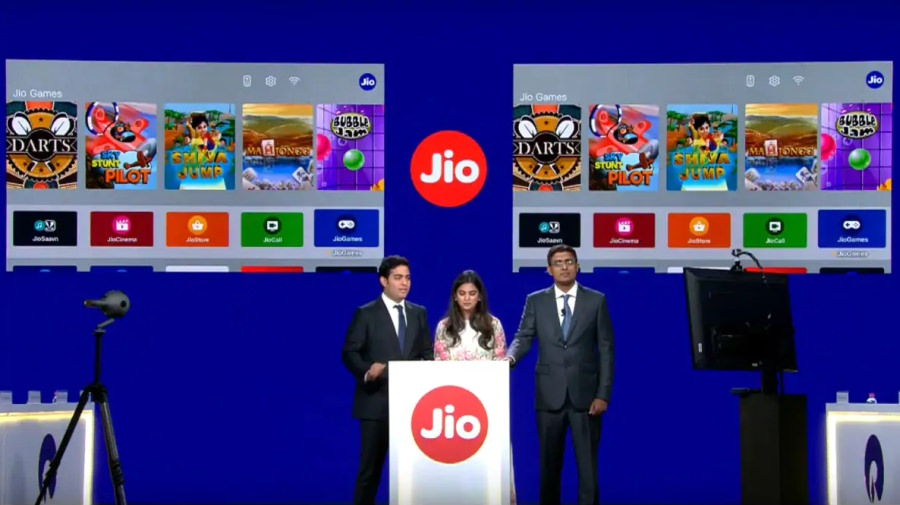 Reliance Jio Set Top Box - Gaming Compatible