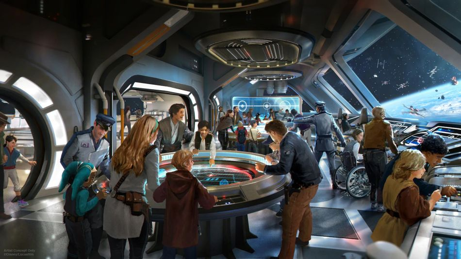 Star Wars: Galactic Starcruiser at Walt Disney World Resort