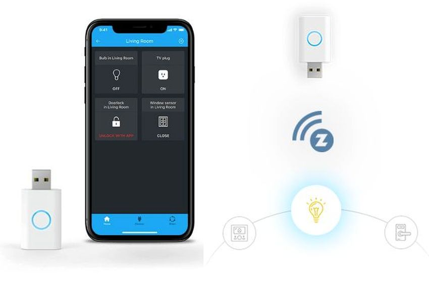 eZLO Announces Worlds's Smallest Atom Smart Home Hub