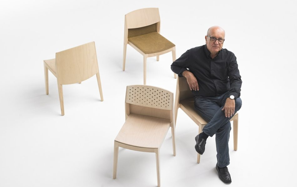 Vicent Martínez Proposes Isa Furniture Collection for Capdell