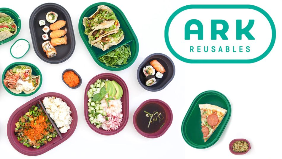 ARK Reusable Containers to Replace Disposable Containers for Takeout Meals
