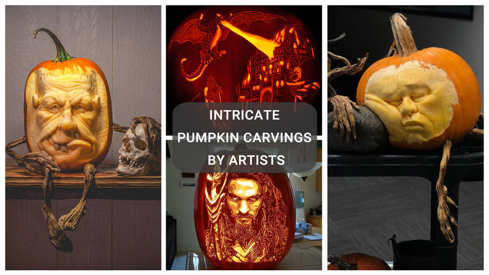 Artistic-Jack-o'-Lanterns-by-Pumpkin-Carving-Artists