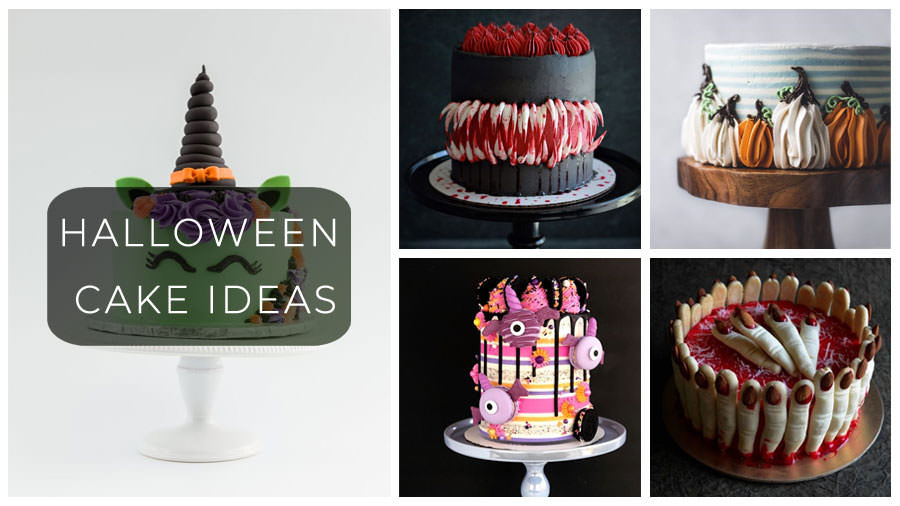 Swell 100 Cute And Creepy Halloween Cake Ideas For 2019 Personalised Birthday Cards Epsylily Jamesorg