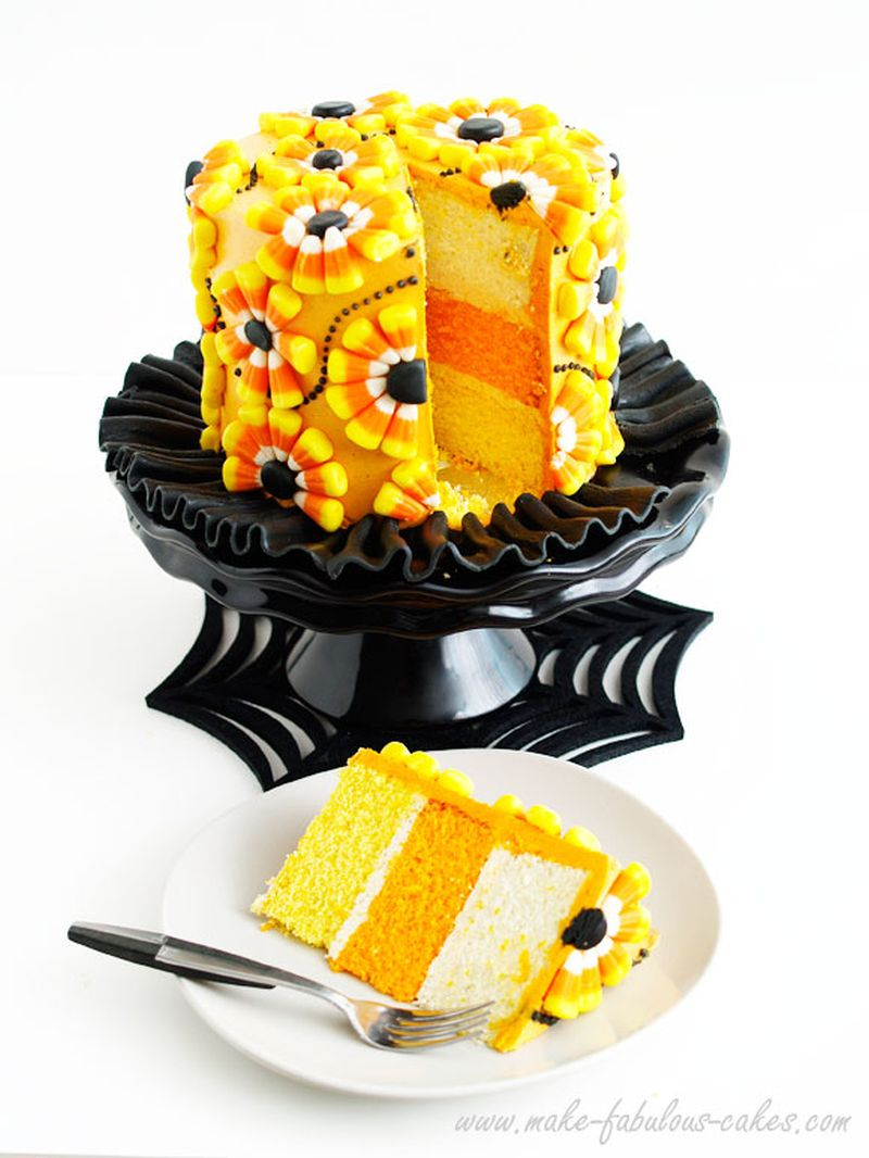 Halloween cake idea 2020
