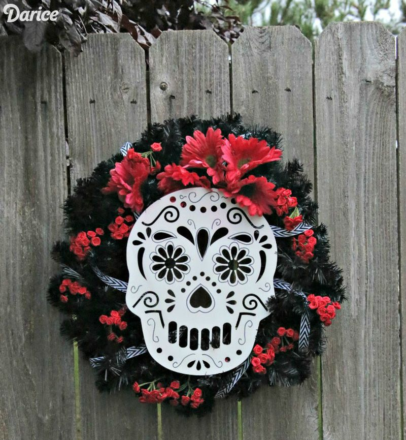 Best DIY Halloween Wreath Ideas