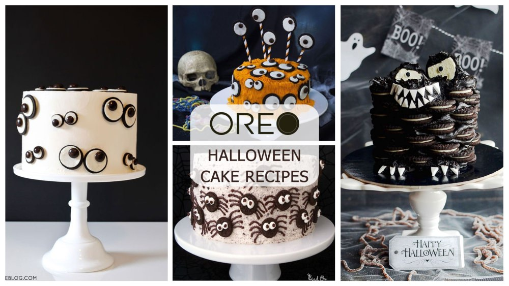 Easy-Oreo-Halloween-Cake-Recipes