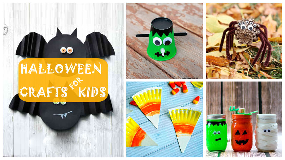 Best Halloween Crafts for Kids