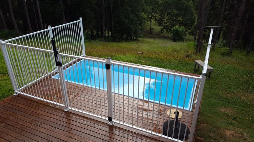 Aussie Man Builds Chic Skip Bin Plunge Pools