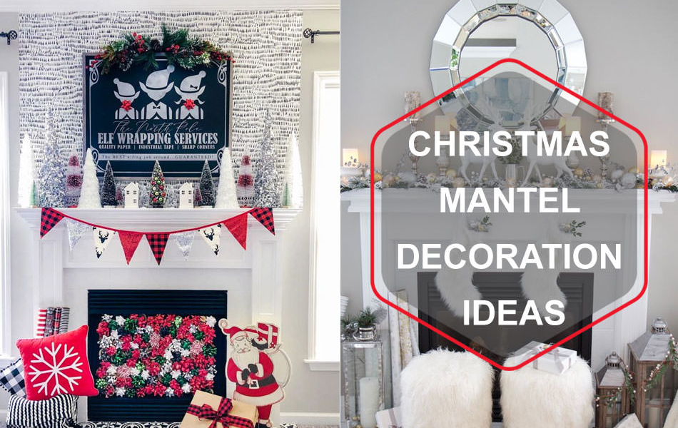 Best-Christmas-Fireplace-Mantel-Decoration-Ideas