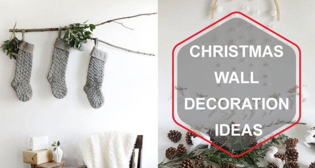 Best-Christmas-Wall-Decoration-Ideas