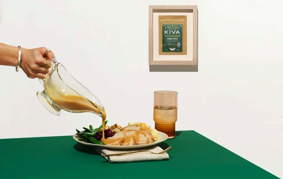 Kiva Confections Cannabis-Infused Turkey Gravy