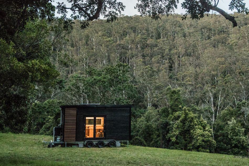 Matthew McConaughey Designs a Rental Eco Cabin in Australia