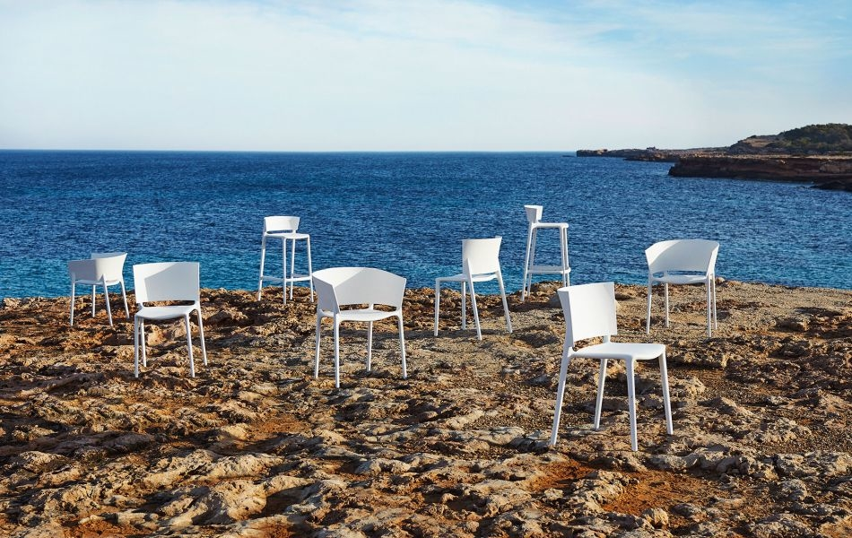 Vondom Revolution Transforming Ocean Plastic into Designer Furniture